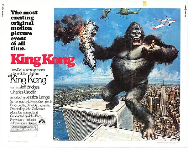 King Kong, World Trade Center 1976