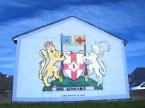 Northern Ireland coat of armsShankill