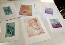plates and prints
