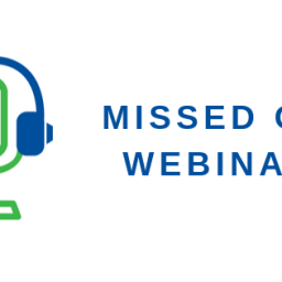 October Webinar Recording Available