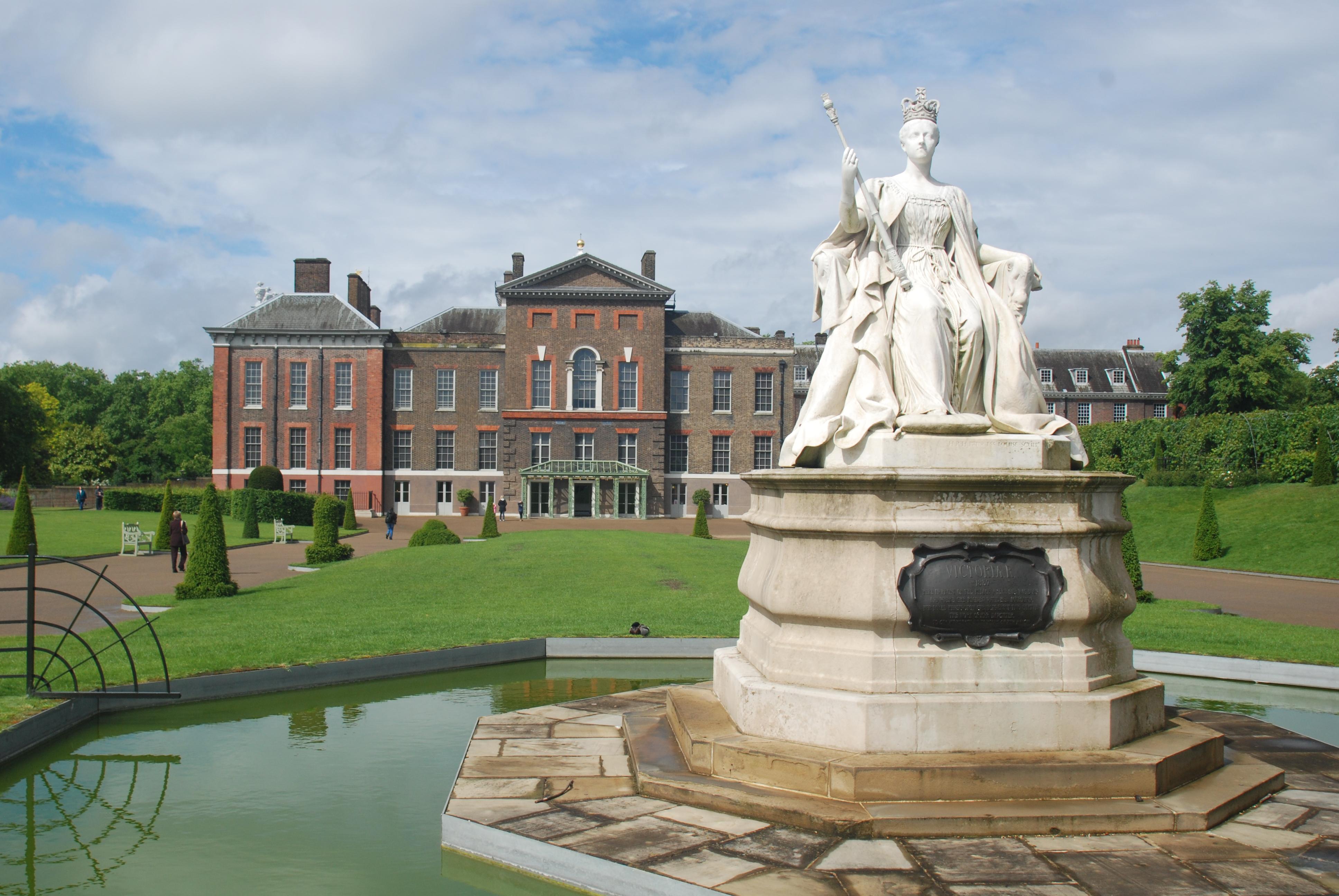 Risultati immagini per kensington palace