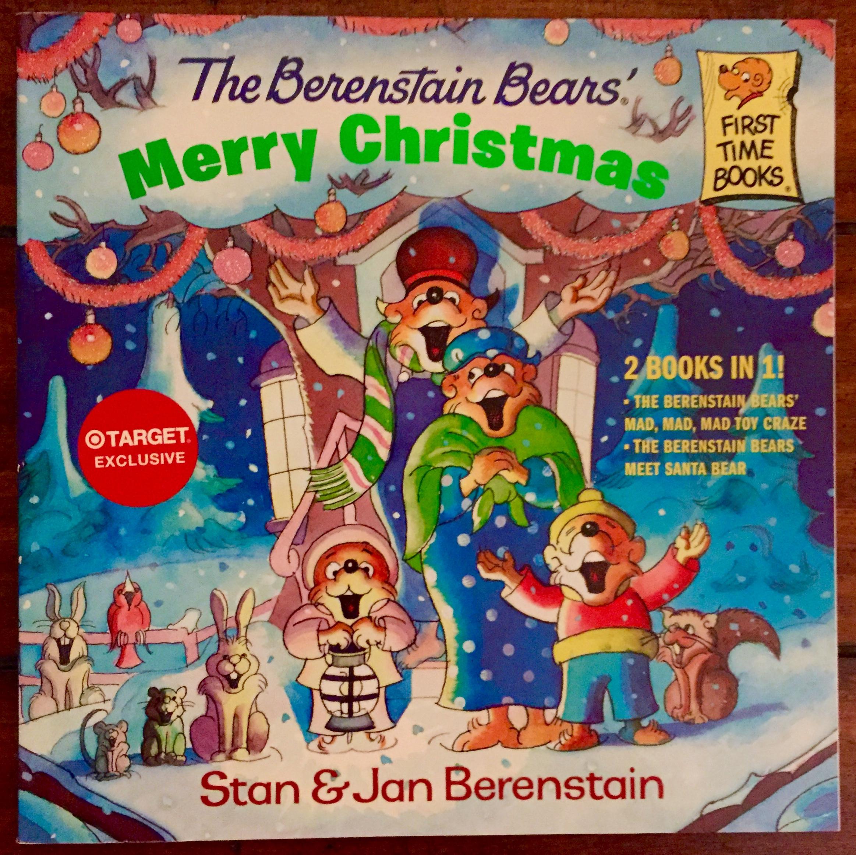 Berenstain Bears Christmas Books And Memorabilia