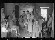 Burgeron family and neighbors