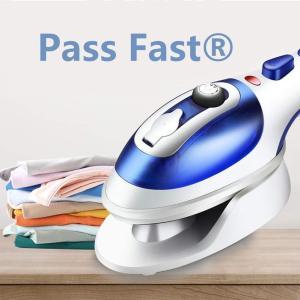 Ferro Portátil À Vapor Pass Fast® - The Best Acessórios