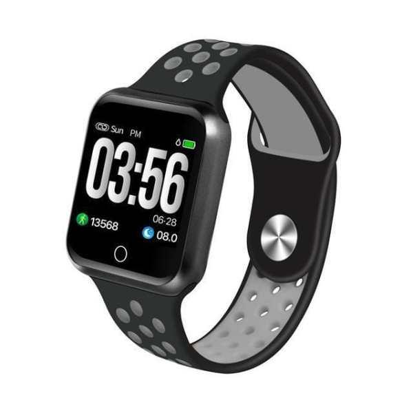 Smartwatch Esportivo, Controle Da Saúde, Notificações P/ Android Ou Ios - The Best Acessórios