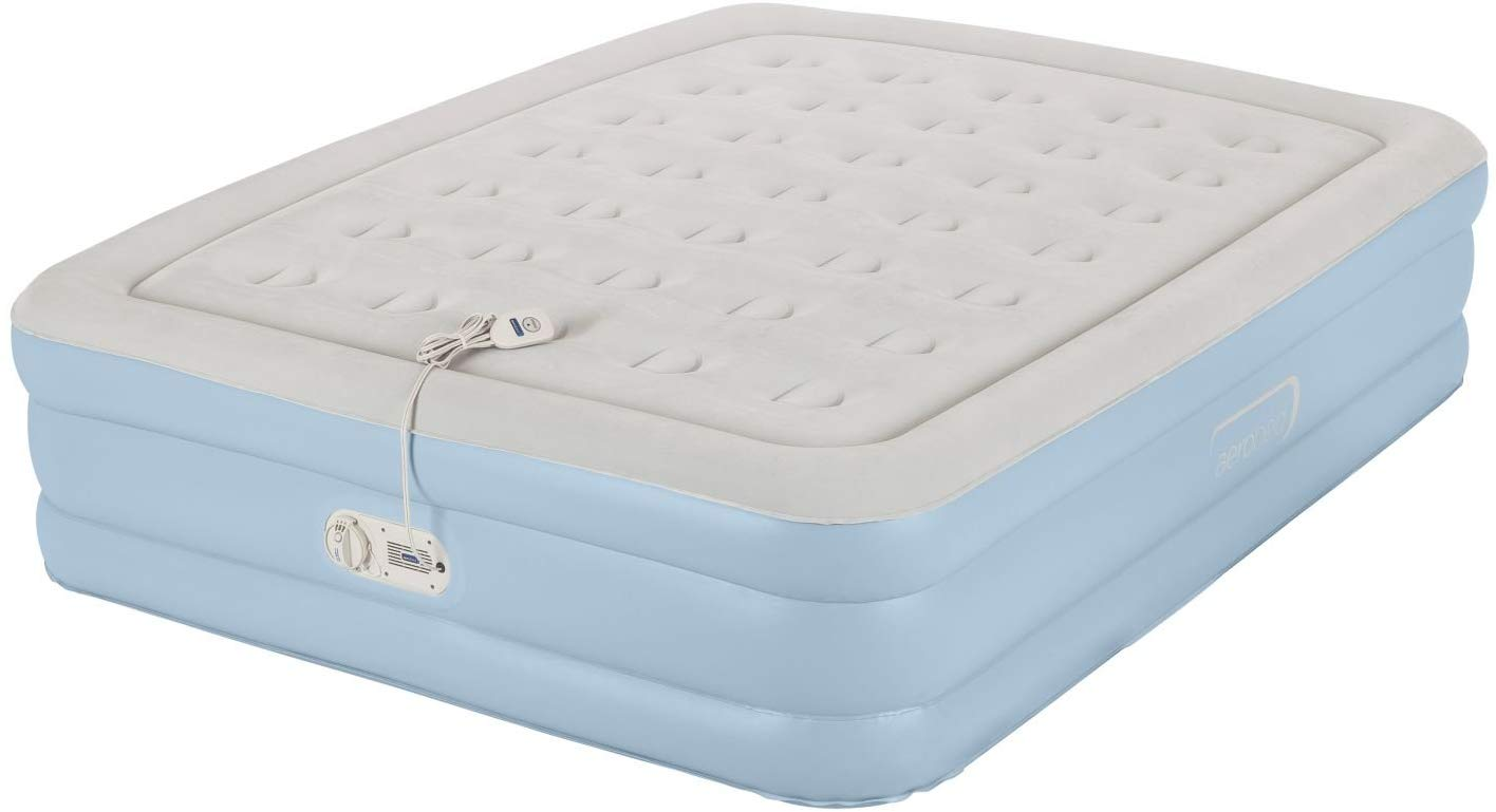 Aerobed Comfort Lock Queen Air Mattress