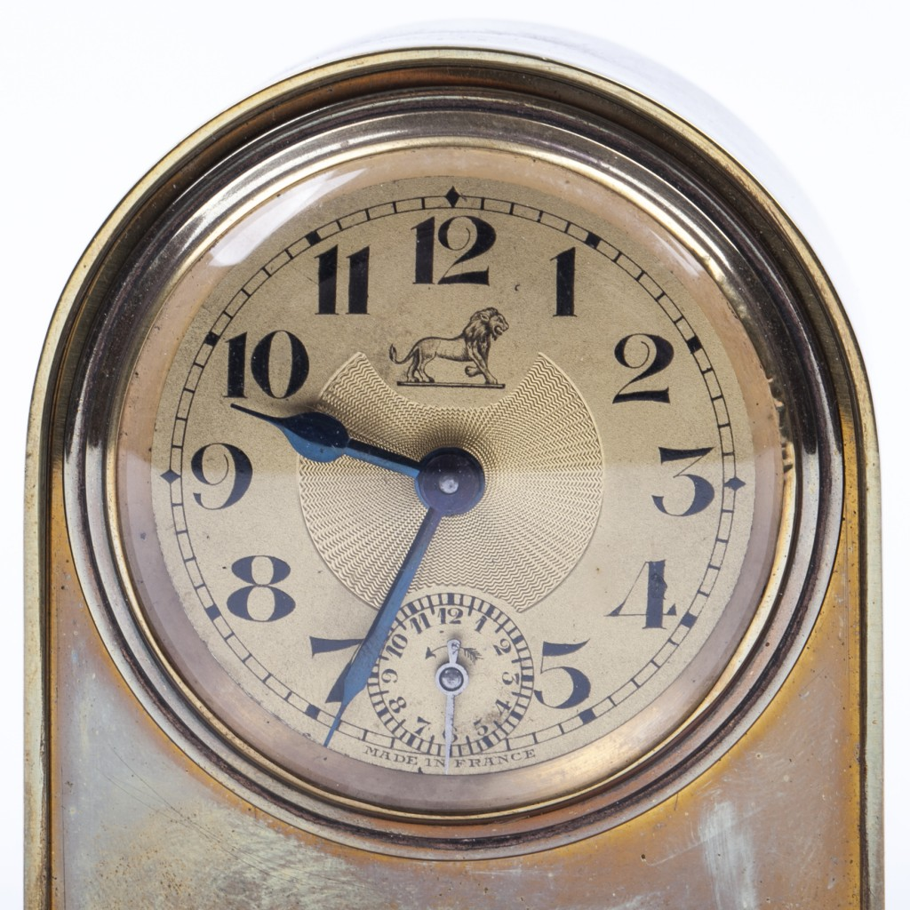 Buy Small Vintage French Desk Clock On Thebestantiquecom