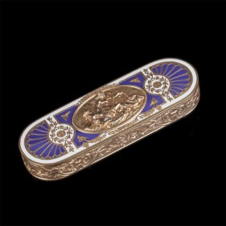 Jewelry and Snuff Boxes