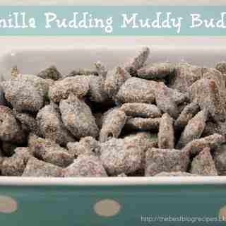 Vanilla Pudding Muddy Buddies