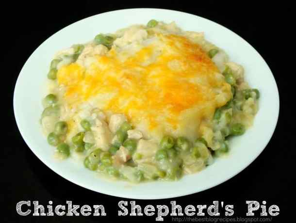 Chicken Shepherds Pie | The Best Blog Recipes Casserole Recipe Round Up