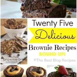 25 Delicious Brownie Recipes