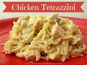 Chicken Tetrazzini | The Best Blog Recipes Casserole Round Up