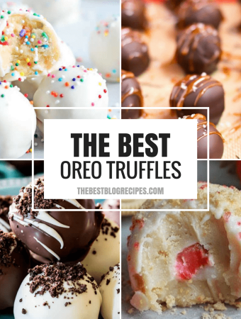 The Best No-Bake Oreo Truffles