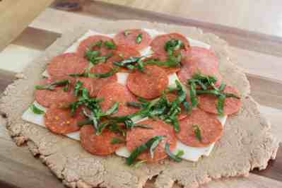 Crispy Panini Seared Stromboli