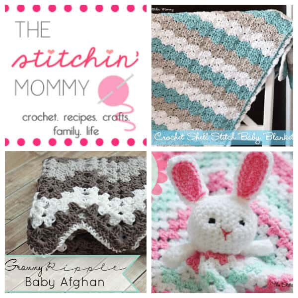The Stitchin Mommy Free Patterns Featured on The Best Blog Recipes
