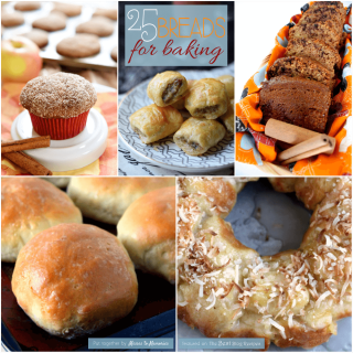 25 Breads for Baking