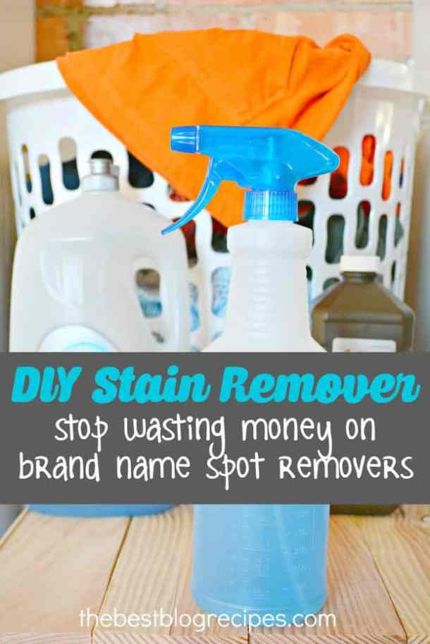 DIY Homemade Miracle Cleaner | thebestblogrecipes.com