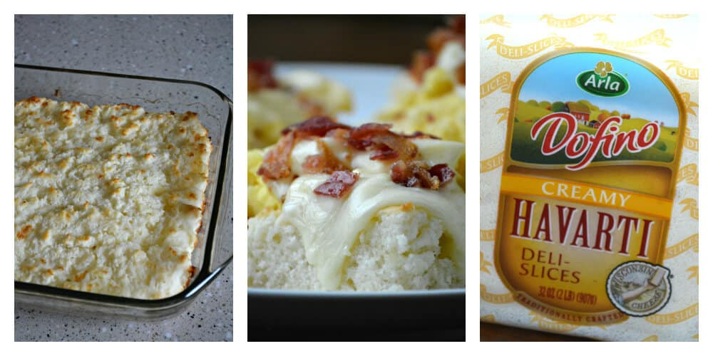 Havarti Cheese Breakfast Biscuits