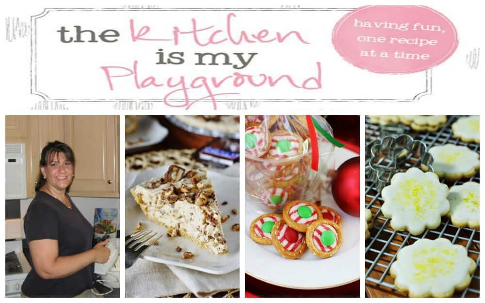 The Kitchen is my Playground