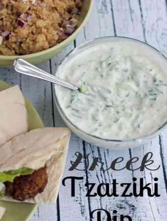 Greek Tzatziki Dip