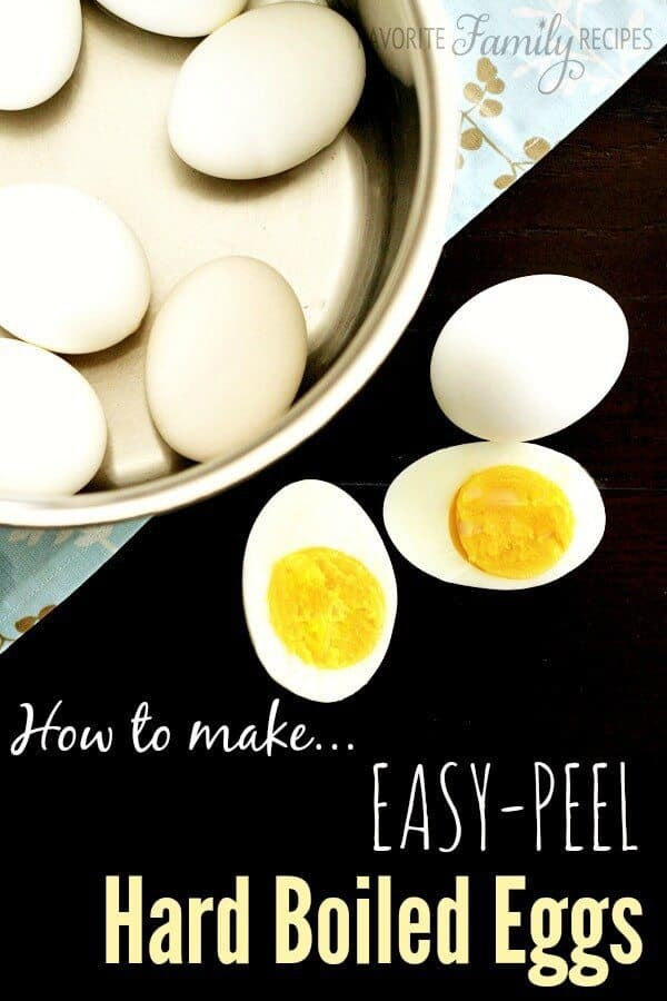 There's a method to the way to make Perfect Easy Peel Hard Boiled Eggs. These turn out perfectly every time, and no grey ring around the yolk.