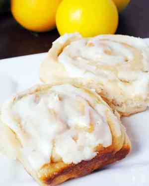 LEMON SWEET ROLLS -- This recipe uses Meyer lemon juice and zest, and the dough can be made into crescent rolls, parkerhouse rolls, or cinnamon rolls - 1 dough 3 ways! | Featured on www.thebestblogrecipes.com