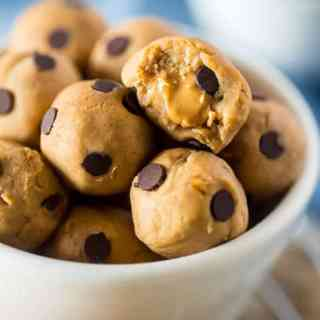 Vegan Cookie Dough Bites