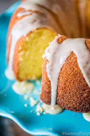 Old Fashioned Pound Cake