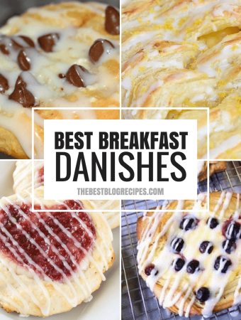 Easy to Make Breakfast Danishes