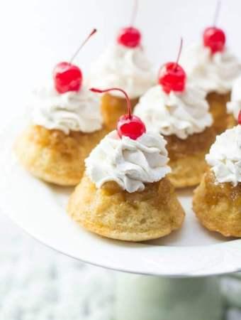 Pineapple Cupcakes