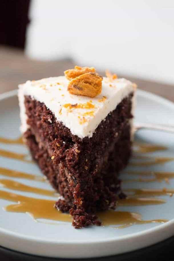 Butterfinger Cake -- Part of The Best Butterfinger Recipes