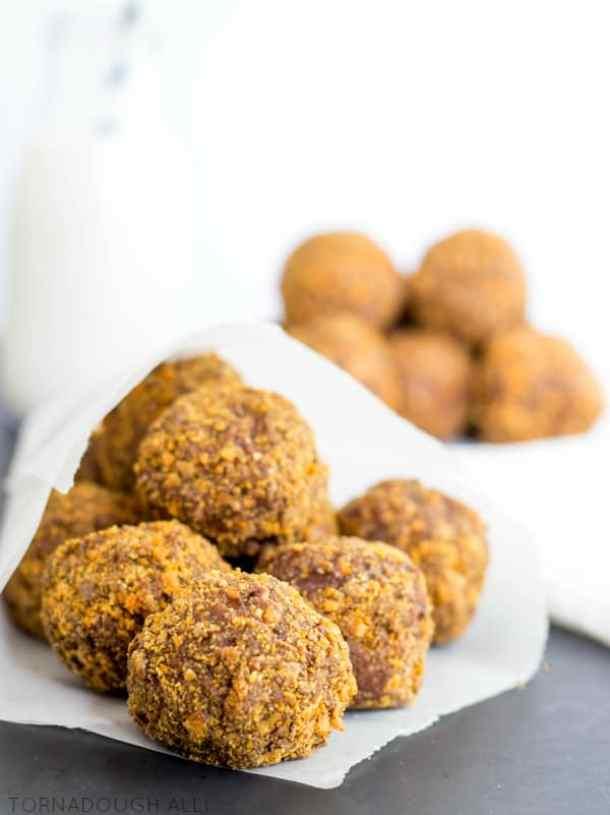 Butterfinger Donut Holes -- Part of The Best Butterfinger Recipes