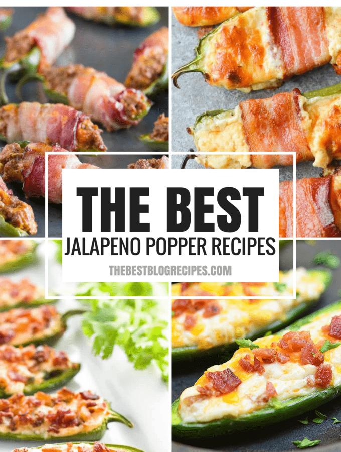 The Very Best Jalapeno Popper Recipes