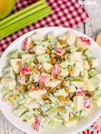 Apple and Walnut Salad