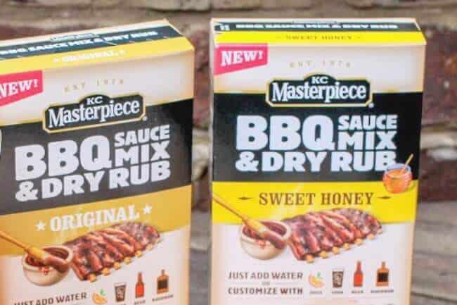 KC Masterpiece Dry Rub