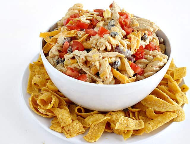 1 Fiesta Ranch Chicken Pasta Salad