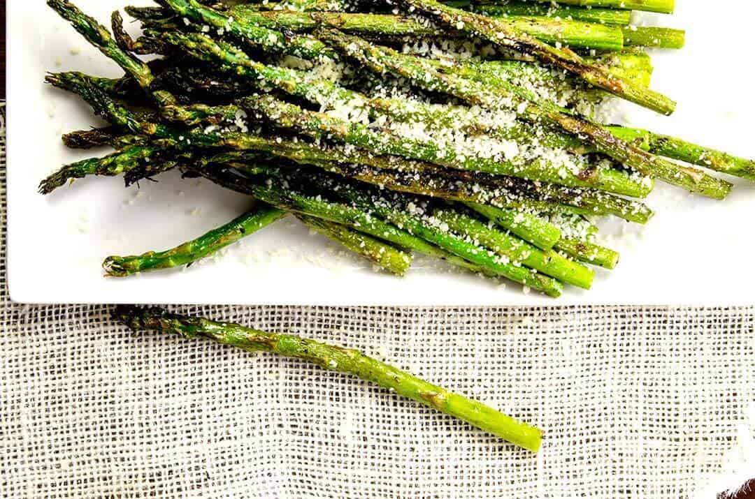 11 The Best Grilled Asparagus Recipe