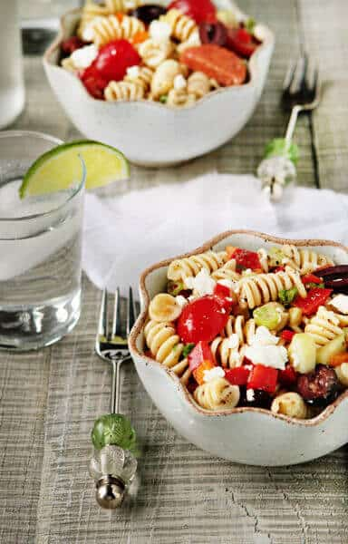 20 Greek Pasta Salad Recipe