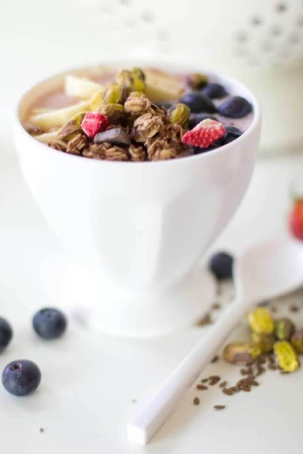 Smoothie Bowl Recipe
