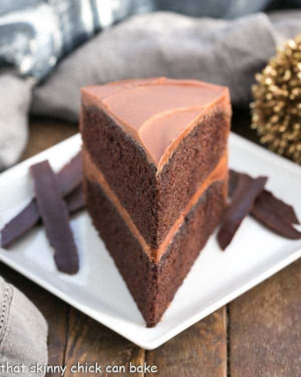 This moist, scrumptious Chocolate Mayonnaise Cake was popular when I was growing up. We got past the ewwww factor of the mayo once we took our first bite! It's seriously one amazing cake!