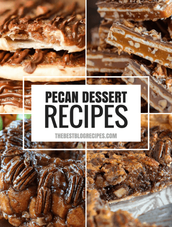 21+ Pecan Recipes Perfect for Fall Baking