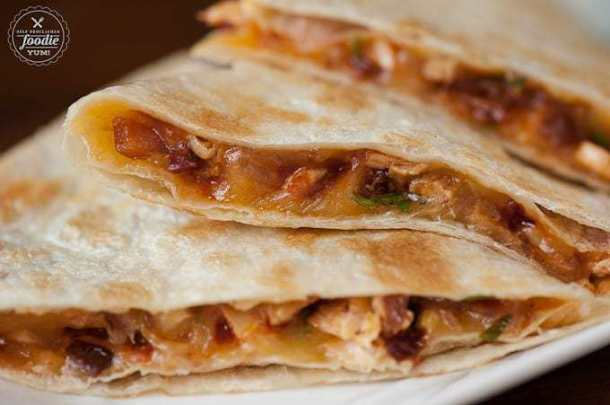 Chipotle Chicken Quesadillas--Part of THe Best Quesadillas Recipes