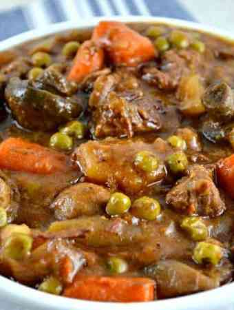 Easy Crock Pot Beef Stew