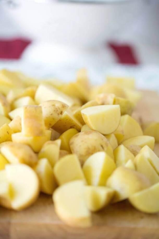 Unique Goat Cheese Potato Recipe