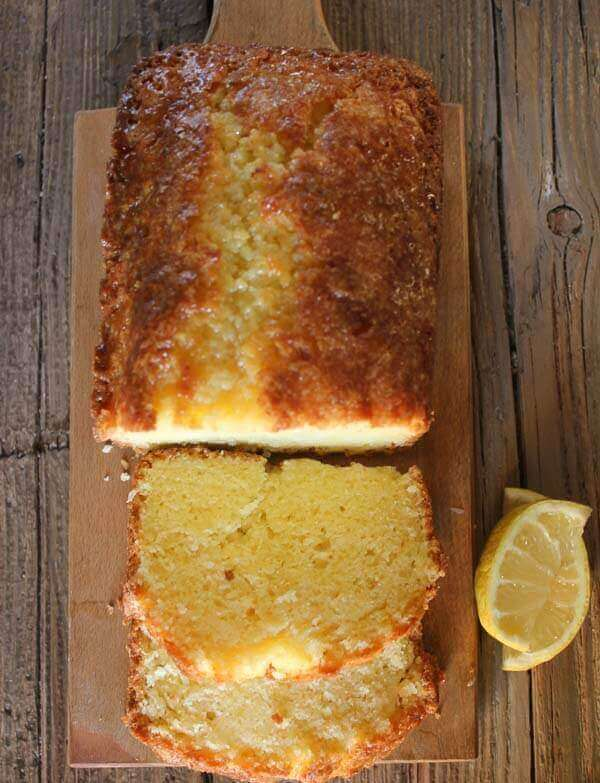 Best Homemade Lemon Bread