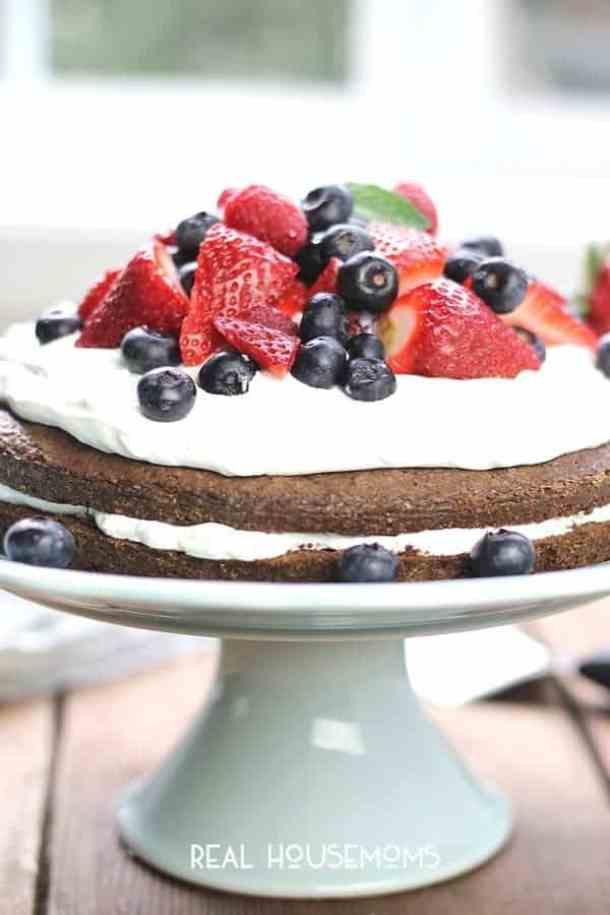 Strawberry Shortcake Trifle - The Best Blog Recipes