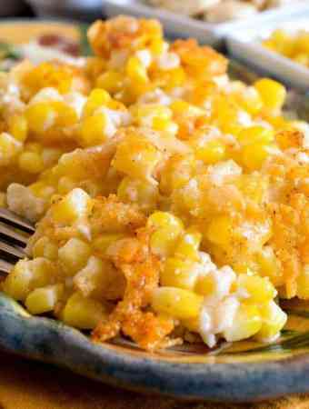 Nantucket Corn Pudding