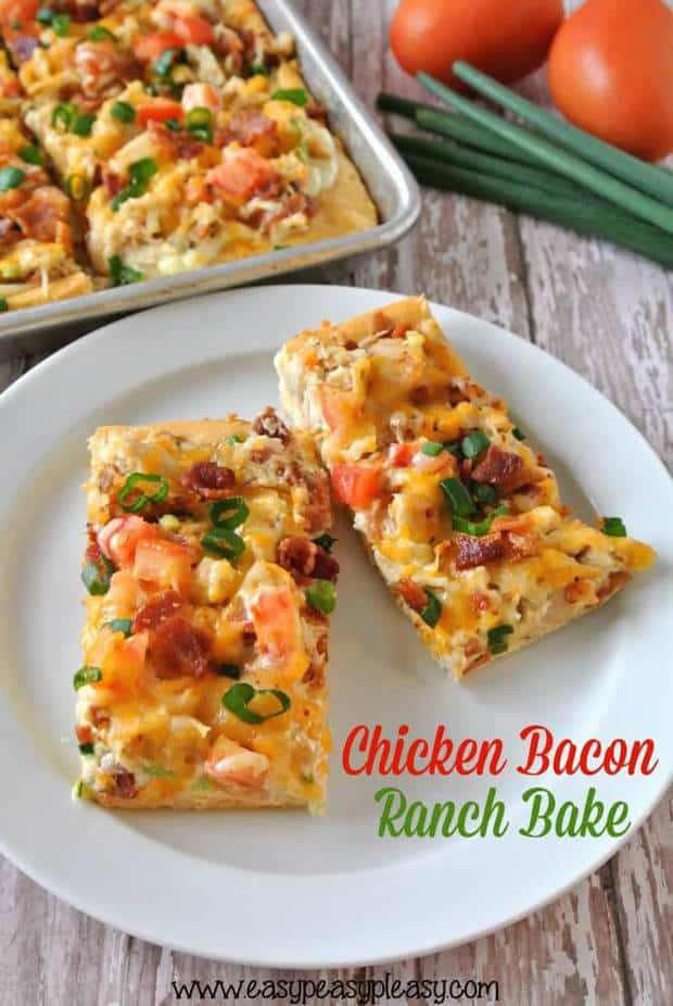 The Best Chicken Bacon Ranch Recipes The Best Blog Recipes