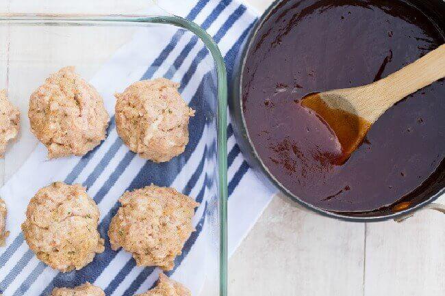 Spam Meatball Slider Recipe
