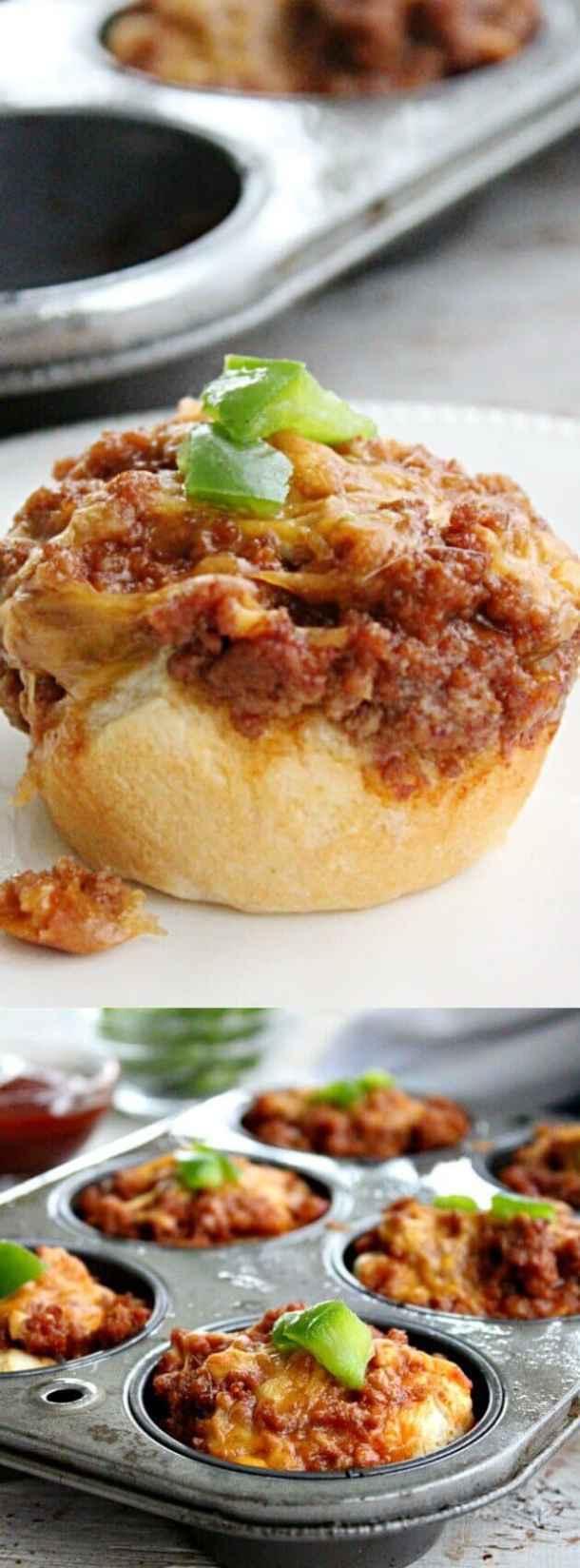 BBQ Beef Biscuits